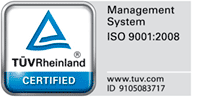 TÜV Rheinland confirmed the certification of VZM production.